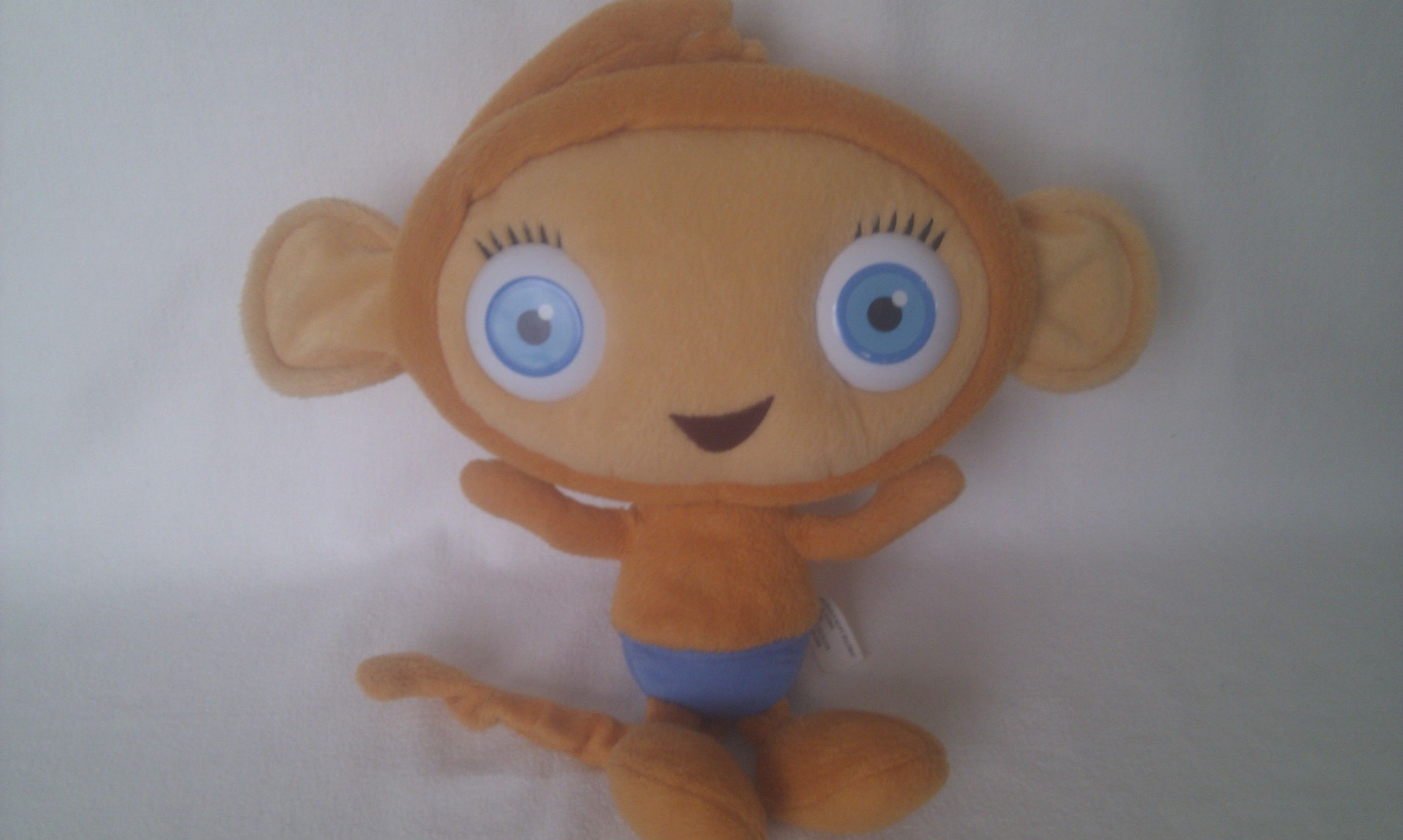 adorable big talking yojojo waybuloo plush toy