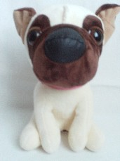 Adorable Big 'The Dog' The Dog Collection Plush Toy