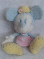 Adorable Disney Baby My 1st 'Minnie Mouse' Plush Toy