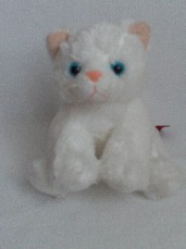 Adorable My 1st 'Baby Kitten' Hamleys Plush Toy