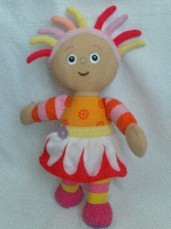 Adorable My 1st Big 'Upsy Daisy' Plush Toy