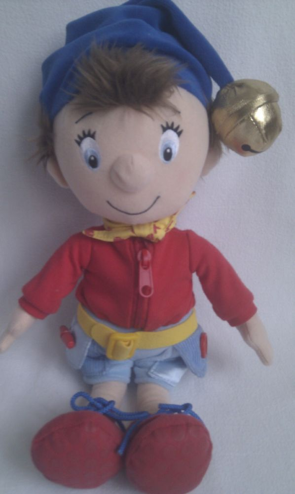 adorable my 1st noddy learn and play plush activity toy