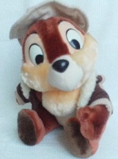 Adorable Big 'Chipmunk' Walt Disney Plush Toy