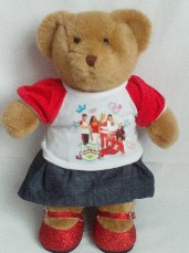 Adorable Big 'High School Musical' Build-a-Bear Plush Bear