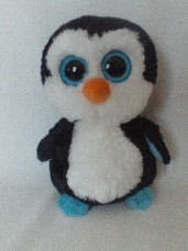 Adorable Big My 1st Cute 'Penguin' TY Plush Toy