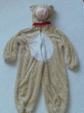 Adorable Cute Baby 'Lamb' all-in-one Fancy Dress Outfit 3-4 years
