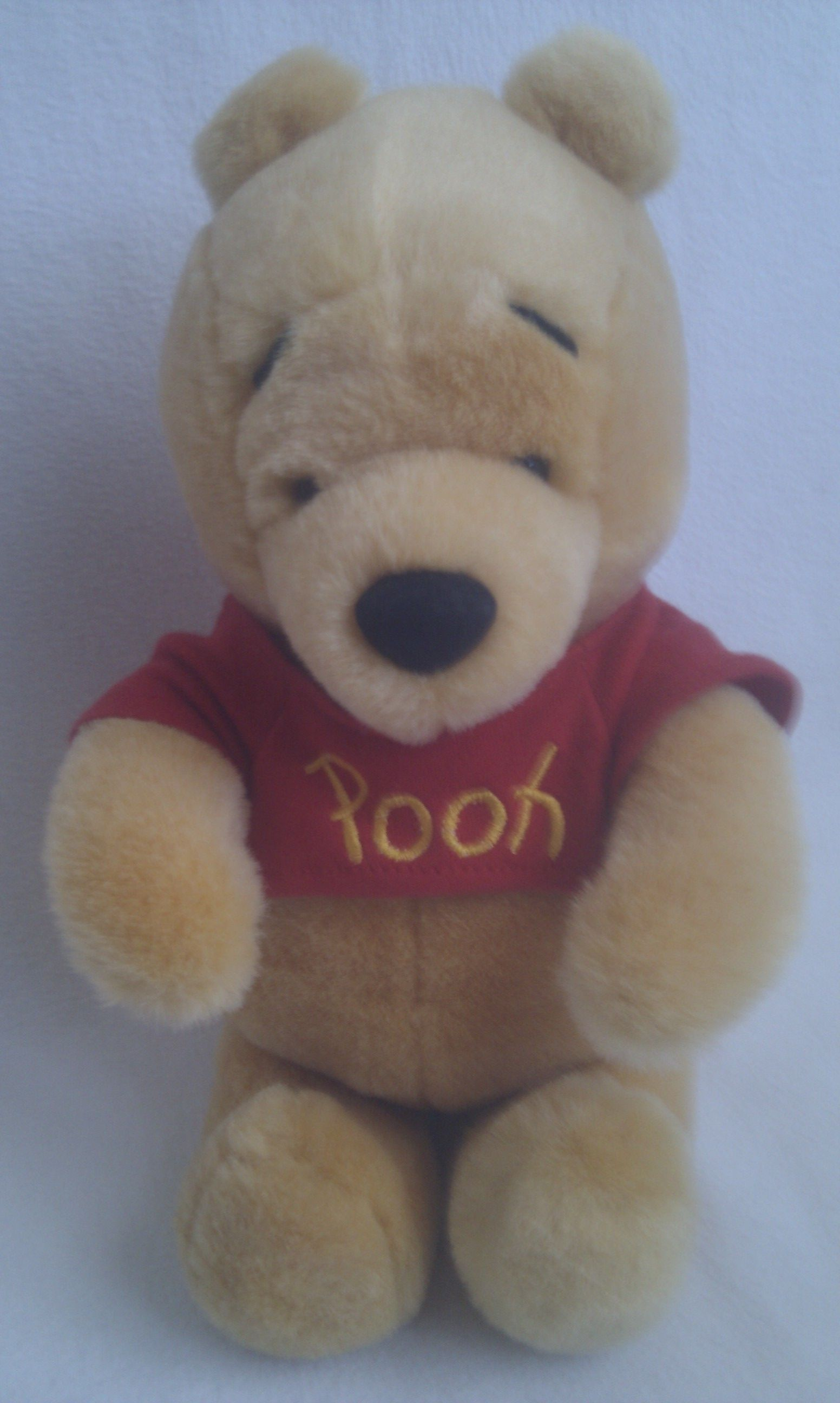 c98d20678f3e Adorable Disney My 1st Baby Winnie the Pooh Bear Plush Toy