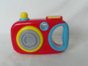 Adorable My 1st 'Baby Talking Camera' Toy
