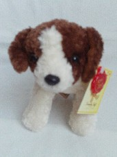 Adorable My 1st Cute Baby 'Puppy' Plush Toy BNWT