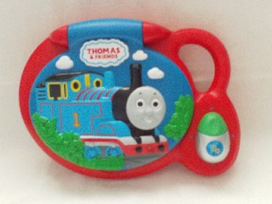 Adorable Vtech 'Thomas the Tank Engine' Laptop Educational Toy